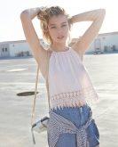 Top 10 Kinh nghiệm phối đồ với áo hai dây cho cô nàng mê phong cách quyến rũ