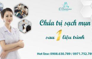 Top 5 Spa trị mụn hiệu quả nhất quận Long Biên, Hà Nội