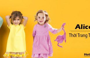 Top 2 Shop quần áo trẻ em xuất khẩu online tốt nhất hiện nay