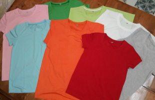 Top 5 Xưởng may áo thun trơn giá sỉ rẻ, đẹp nhất TPHCM